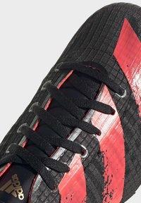 adidas Performance - SPRINTSTAR SPIKES - Spikes - black - 8