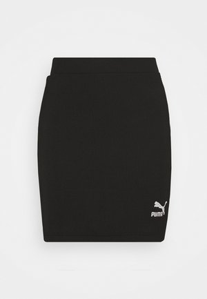 CLASSICS SKIRT - Minigonna - black