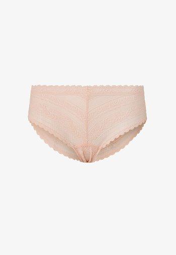 GEOMETRIC  - Slip - light pink