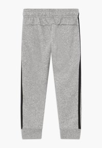 adidas Performance - Tracksuit bottoms - grey/black - 1