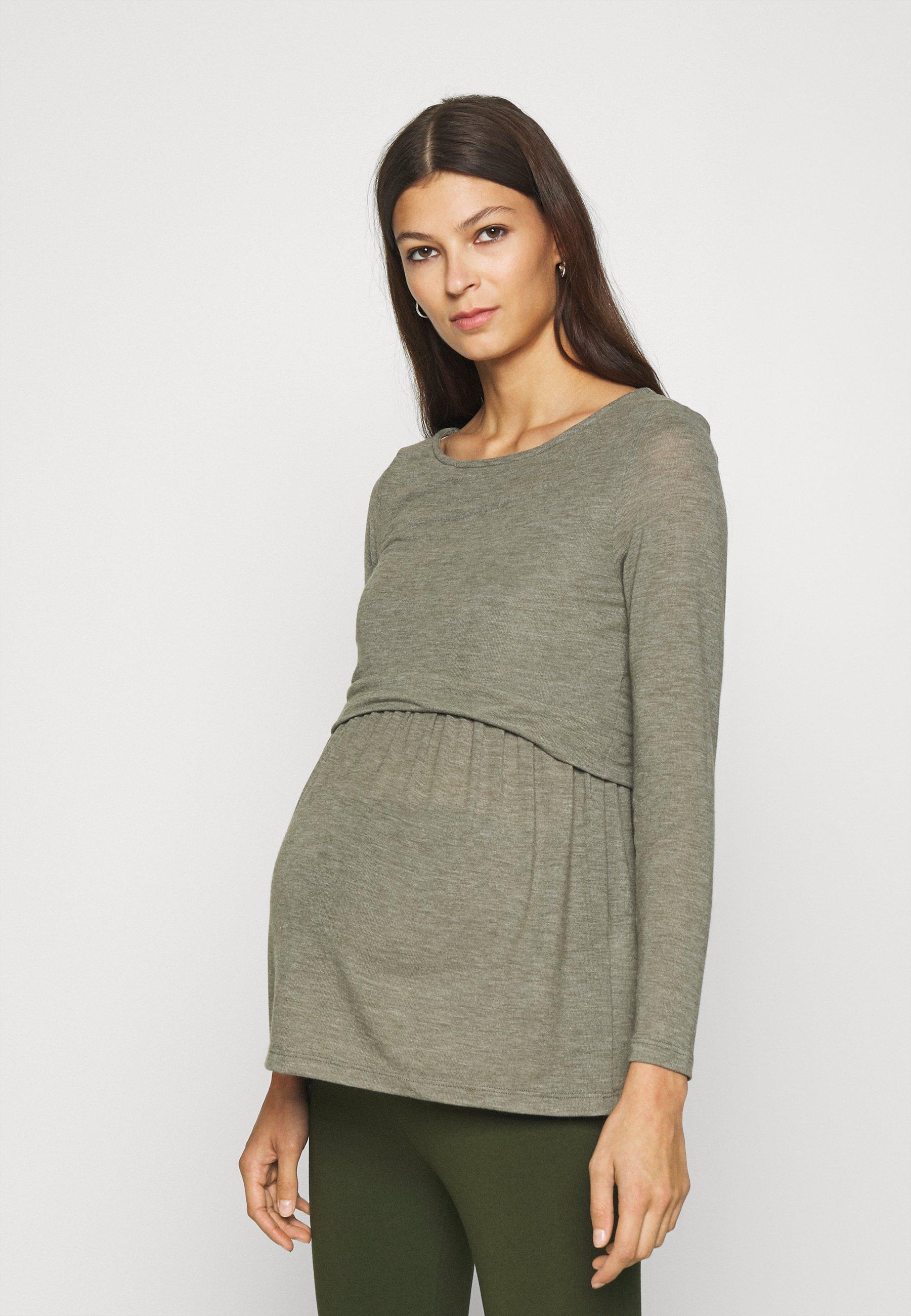 Women MLANABEL JUNE - Long sleeved top