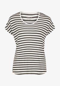 Cartoon - Print T-shirt - khaki/white - 0