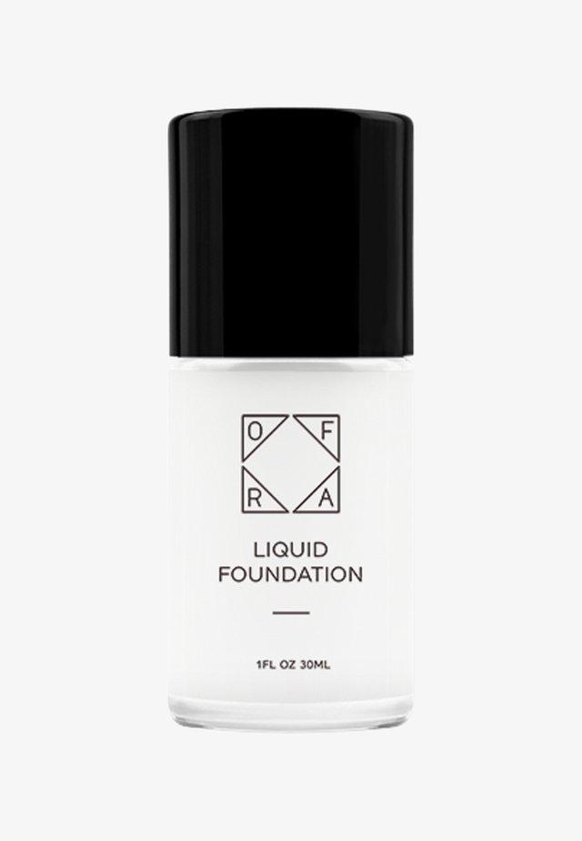 LIQUID FOUNDATION - Fond de teint - white porcelain