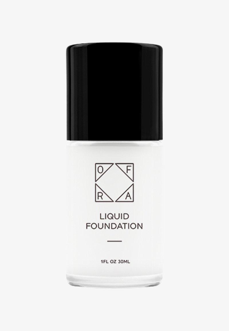 OFRA - LIQUID FOUNDATION - Foundation - white porcelain