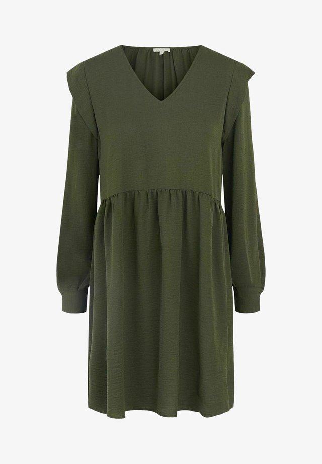 Sukienka letnia - martini olive