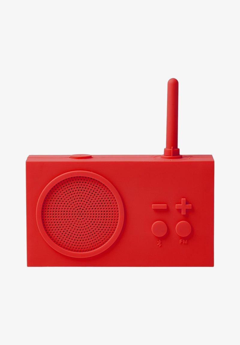 Lexon - Radio - rot