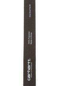 Carhartt WIP - CLIP - Belt - cypress - 4