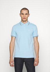 Emporio Armani - Polo shirt - baby blue - 0