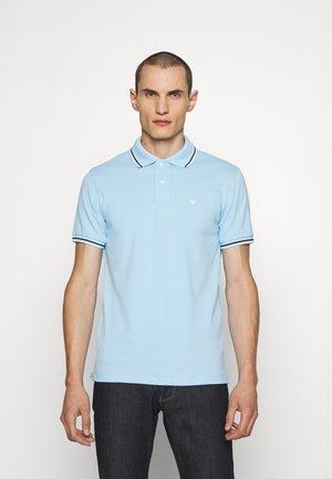 Polo shirt - baby blue