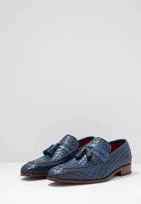 Jeffery West - SOPRANNO - Loaferit/pistokkaat - jeans - 2