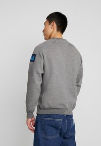 Best Company - CREW NECK RAGLAN - Sweater - grey melange - 2