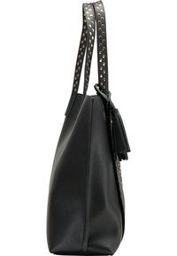usha - SHOPPER - Tote bag - black - 2