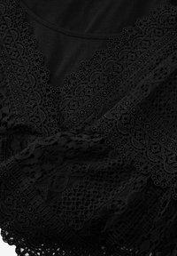 Triangle - Day dress - black - 3