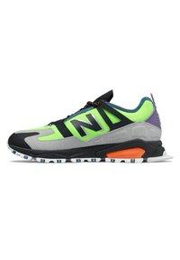 New Balance - Trainers - energy lime/team orange - 1
