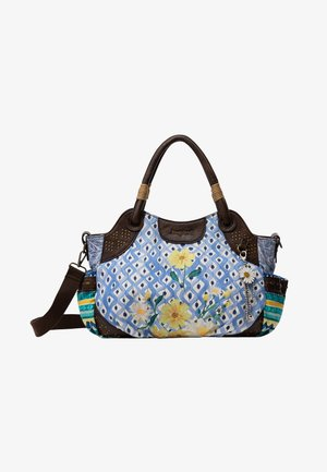 BOLS FREYJA NOIVA - Håndtasker - blue