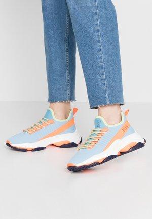 Sneakers - blue/multicolor