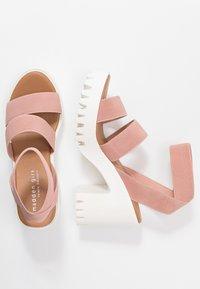 Madden Girl - SOHOO - Højhælede sandaletter / Højhælede sandaler - blush - 3
