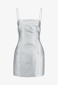 Bec & Bridge - LADY SPARKLE MINI DRESS - Cocktailklänning - metallic - 4