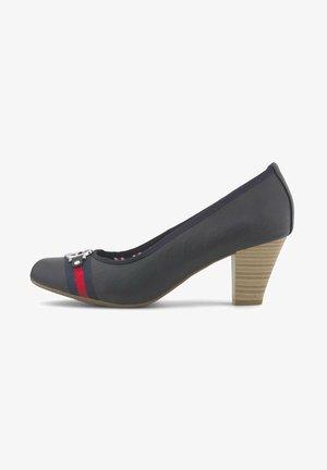SHOES PUMPS MIT TRICHTERABSATZ - Classic heels - navy