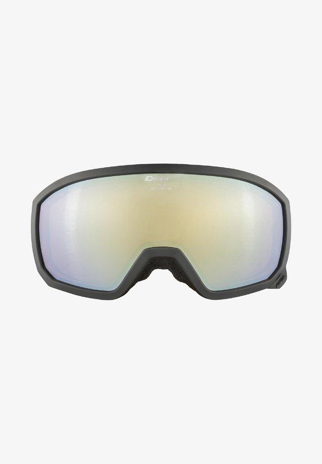 SCARABEO - Ski goggles - black (a7257.x.35)