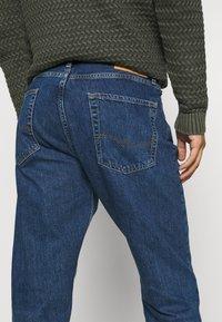 Jack & Jones - JJICHRIS JJORIGINAL - Straight leg jeans - blue denim - 5