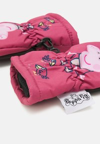 Name it - NMFPEPPAPIG LINE UNISEX - Mittens - deco rose - 2