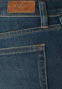Polo Ralph Lauren - TOMP MR CRO - Jeans Skinny Fit - dark indigo - 3