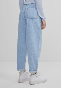 Bershka - Jeans baggy - blue denim - 2