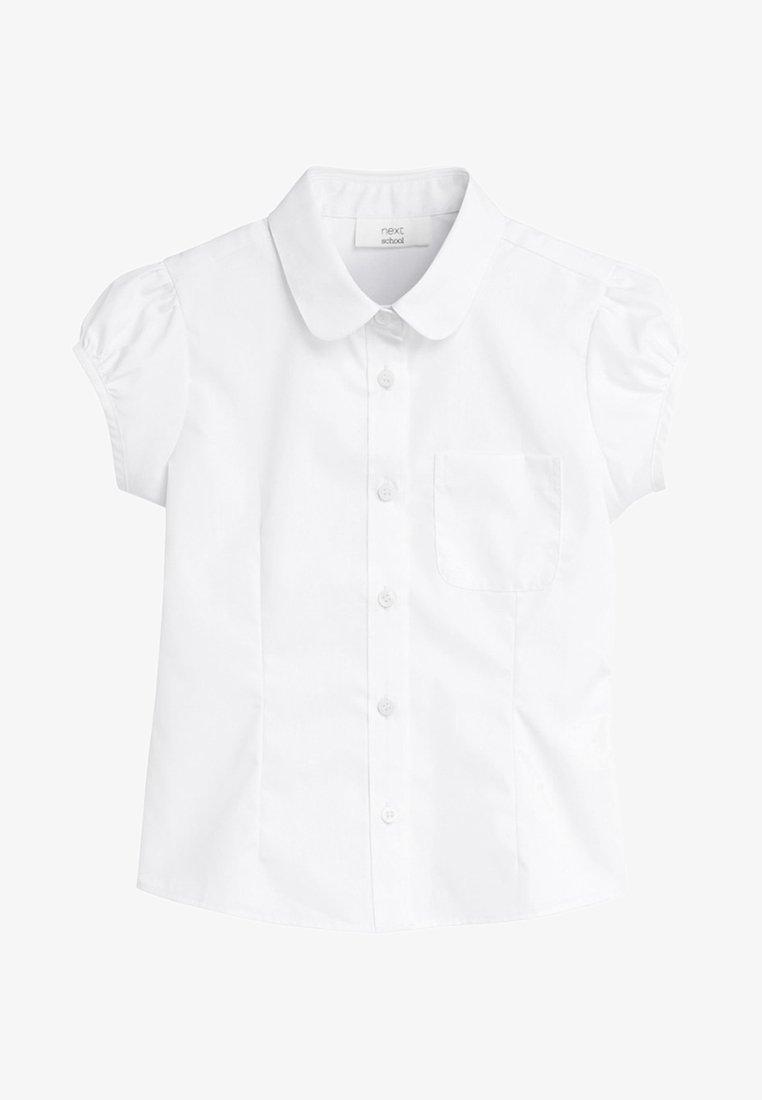 Next - Button-down blouse - white