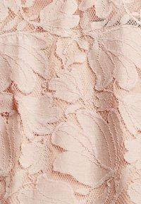 Esprit Collection - LACE SHIRT - Print T-shirt - nude - 10