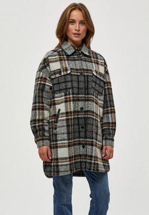 JOANNA - Short coat - black pr