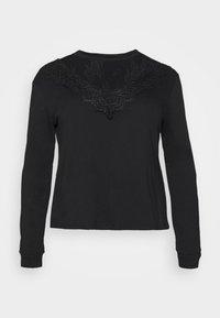 Glamorous Curve - YOKE  - Sweatshirt - black - 3