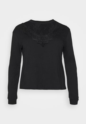 YOKE  - Sweatshirt - black