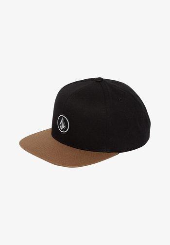 QUARTER TWILL - Cap - golden_brown