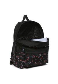 Vans - REALM - Rucksack - beauty floral black - 3