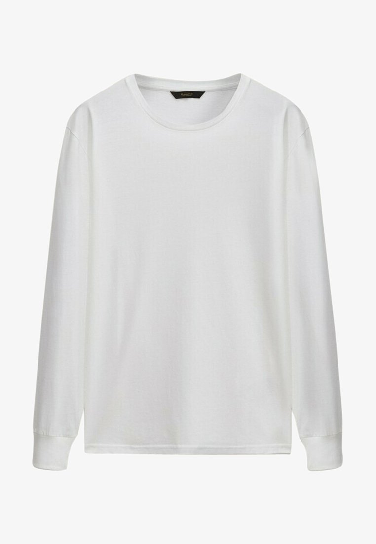 Massimo Dutti - Long sleeved top - beige