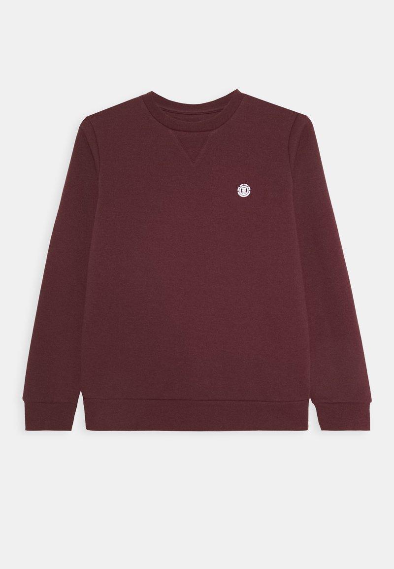 Element - CORNELL CLASSIC - Sweatshirt - vintage red
