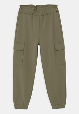 NKFHINNA  - Trousers - deep lichen green