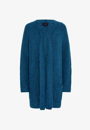 Cardigan - blue-grey