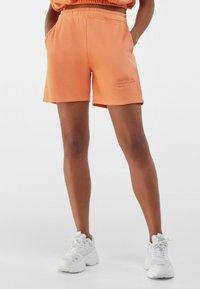 Bershka - Shorts - orange - 0