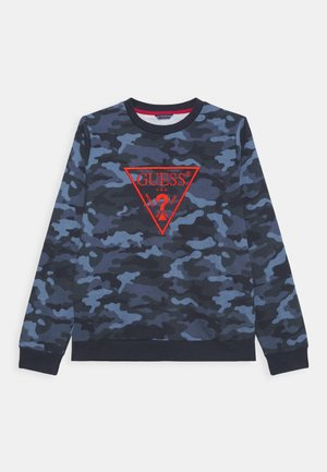 JUNIOR ACTIVE  - Sudadera - blue