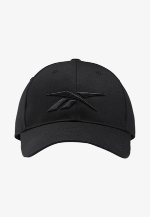 ACTIVE ENHANCED BASEBALL CAP - Lippalakki - black