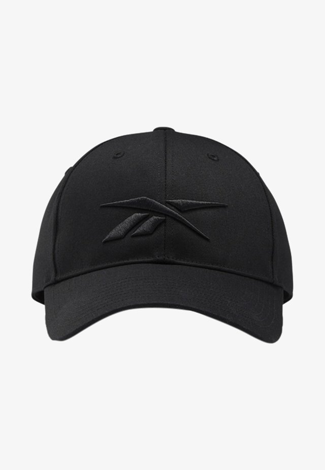 ACTIVE ENHANCED BASEBALL CAP - Cap - black