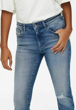 ONLSUI  - Slim fit jeans - light blue denim