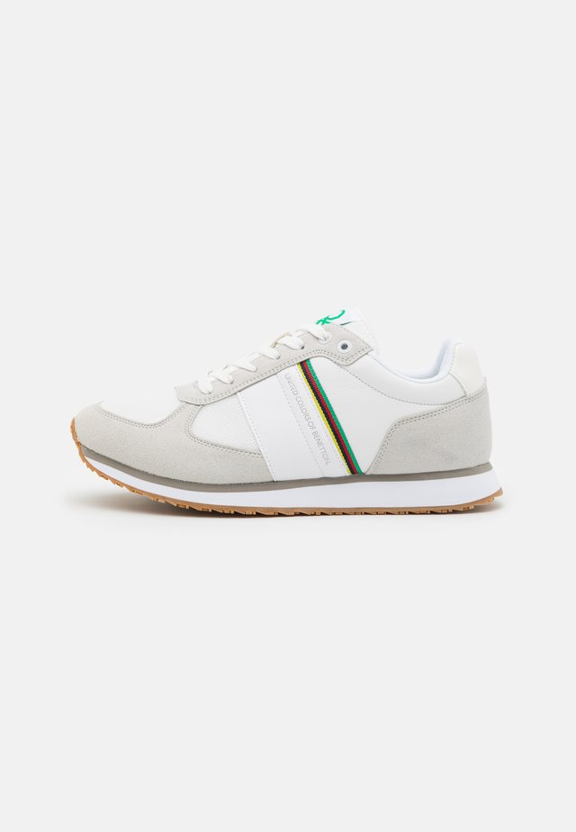 AMPLE - Sneakers basse - white