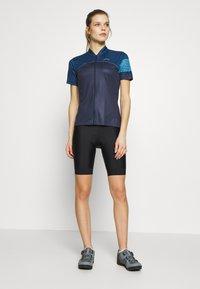 Gore Wear - TRIKOT - T-Shirt print - orbit blue/deep water blue - 1