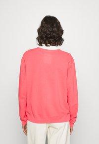 Ecoalf - BASIC WOMAN - Sweatshirt - fucsia - 2