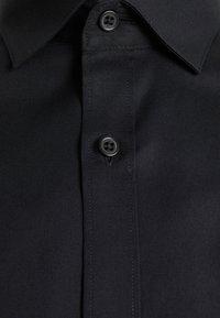 Jack & Jones PREMIUM - JPRBASIC BUSINESS PLAIN - Zakelijk overhemd - black - 2