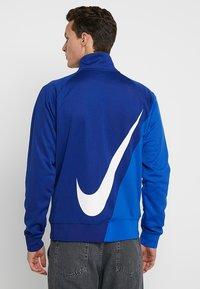 Nike Sportswear - Training jacket - deep royal blue/game royal/white - 2