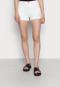 Levi's® - 501 ORIGINAL  - Shorts vaqueros - in the clouds - 0
